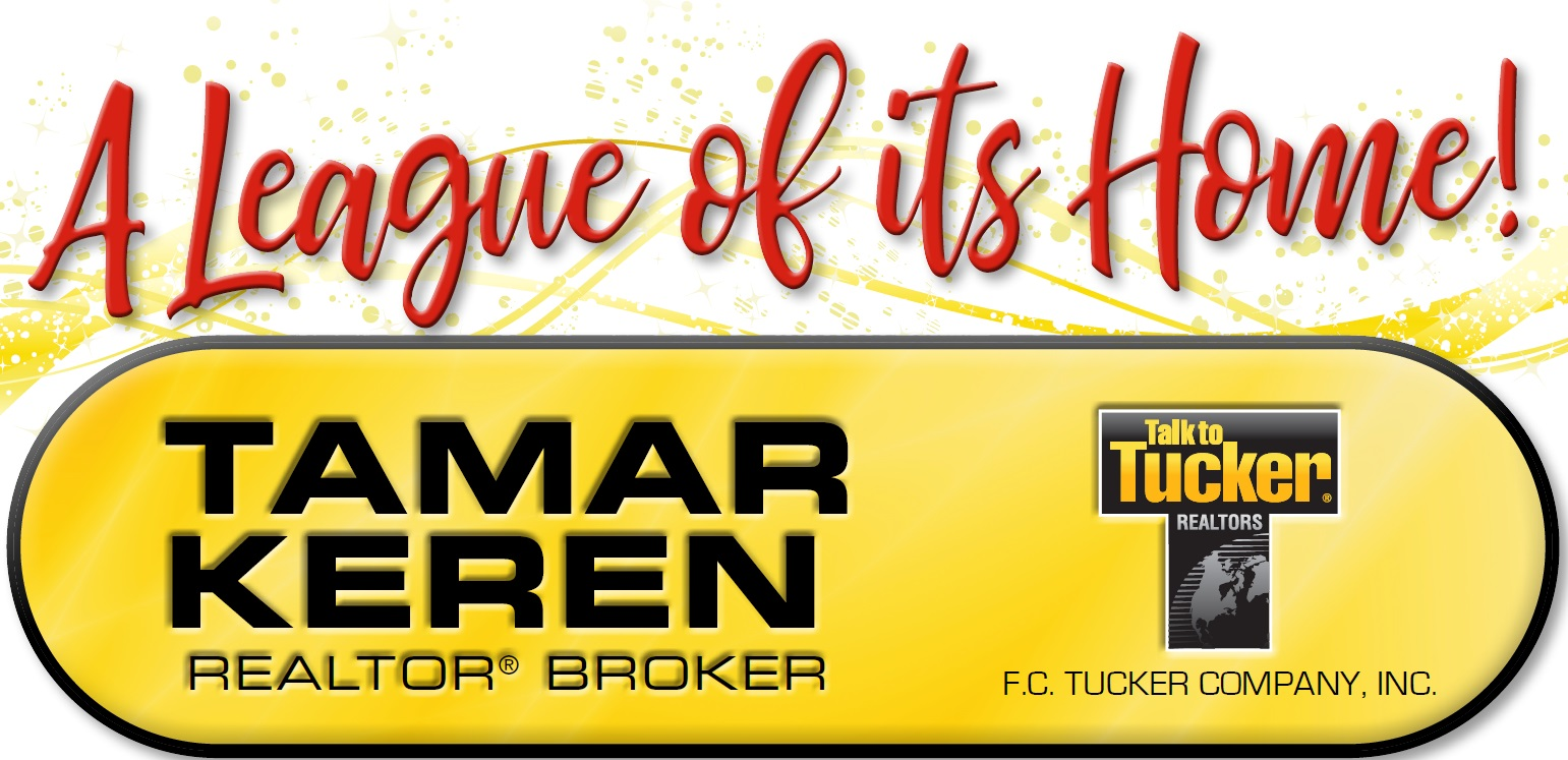 Tamar Keren - A Leauge of its home - Talk to Tucker Logo